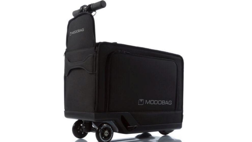 Modobag, el nuevo producto con el que poder transportarse con tus...