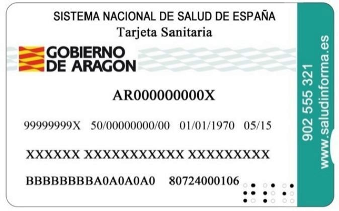 Arag n cuenta con m s de un mill n usuarios con tarjeta for Oficina de la seguridad social mas cercana