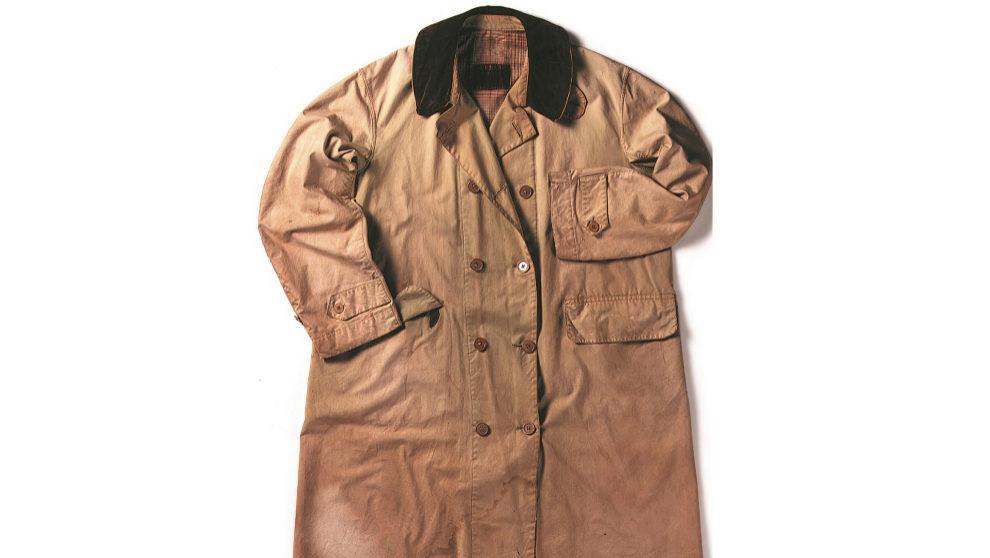 La chaqueta de cuero mas cara del mundo