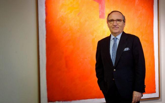 Antonio Hernández Callejas, presidente Ebro Foods
