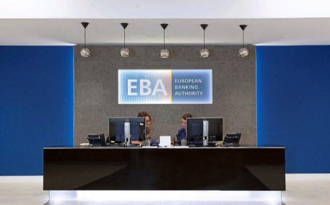 Sede de la EBA.
