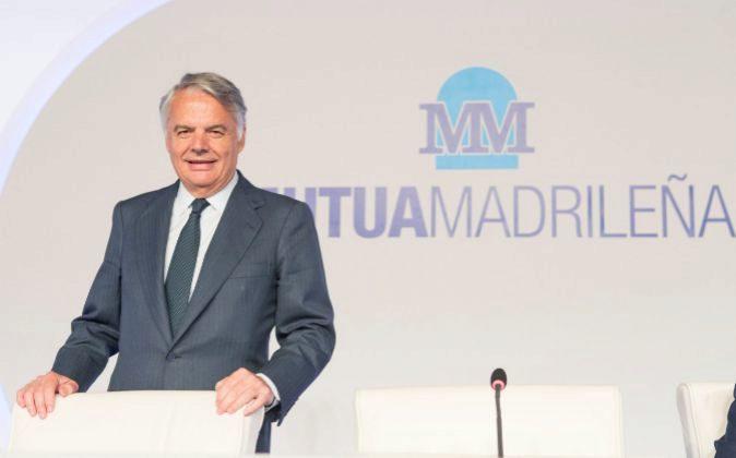 Ignacio Garralda, presidente de Mutua Madrileña