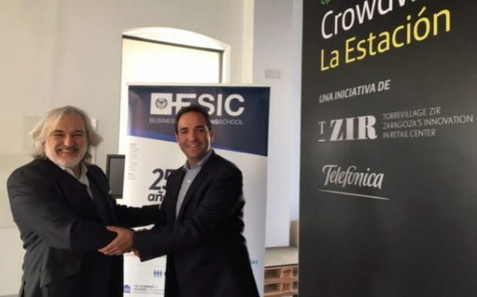 Acuerdo entre ESIC y el ZIR