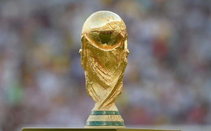 Copa del mundo.