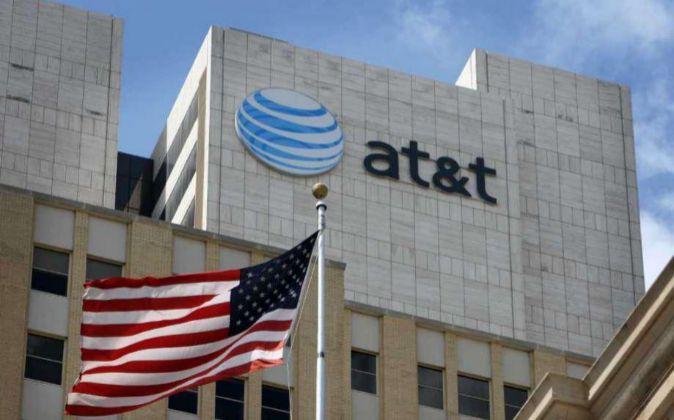 Sede de AT&T.