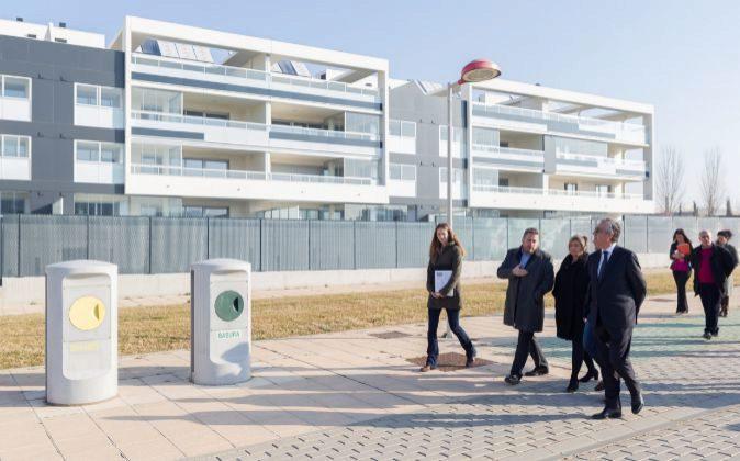 Edificio residencial Passivhaus