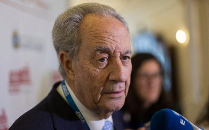 El empresario Juan Miguel Villar-Mir.