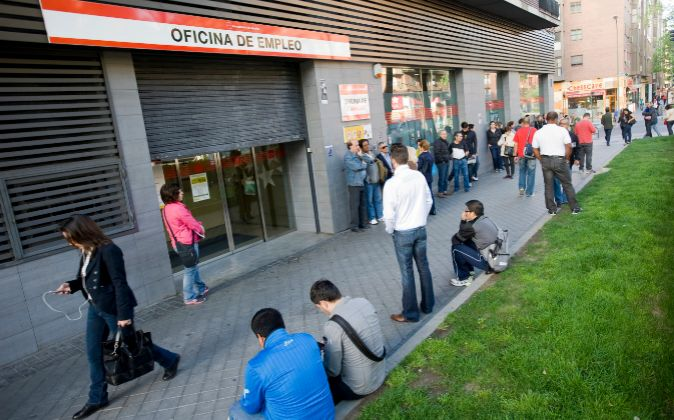 Asempleo pronostica una subida del paro en enero de for Oficina endesa sabadell