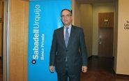 El director Territorial Sur de Sabadell Urquijo Banca Privada, José...