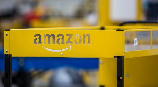 Centro de Amazon.