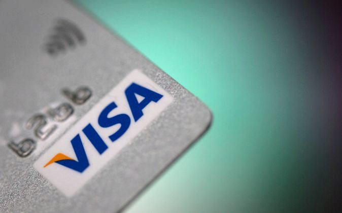 Logo de Visa.
