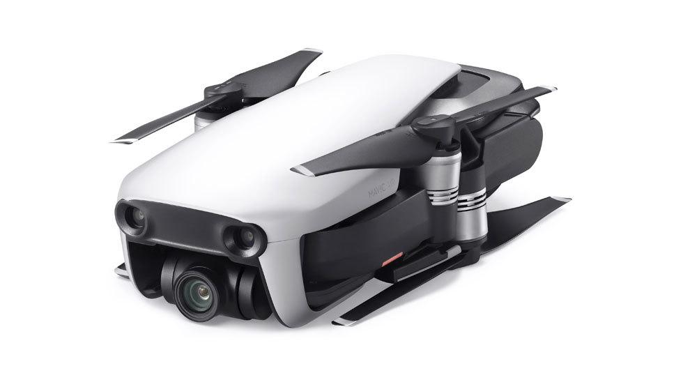 El nuevo dron Mavic Air es muy pequeño, se activa por voz y viene...