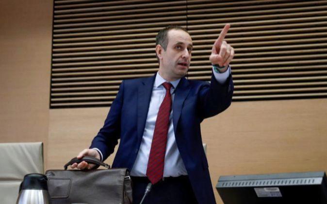 El actual director general del fondo de rescate público (FROB) Jaime...