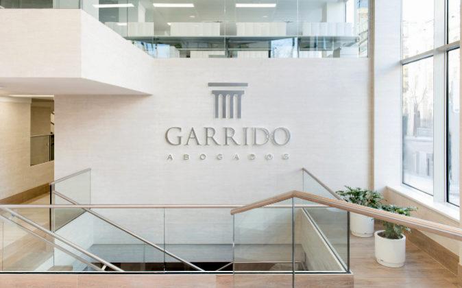 Nueva sede de Garrido Abogados en la calle Santa Engracia 14, en...