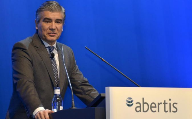 El vicepresidente y consejero delegado, Francisco Reynés.