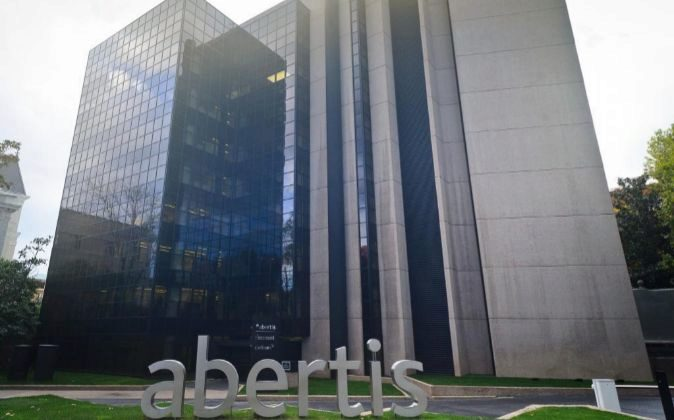 Sede de Abertis en Castellana, 39 en Madrid.