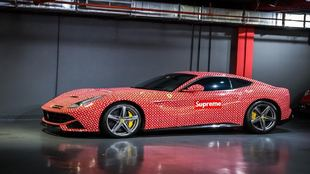 "Ferrari F12 Berlinetta ""Louis Vuitton"" (1/2)"