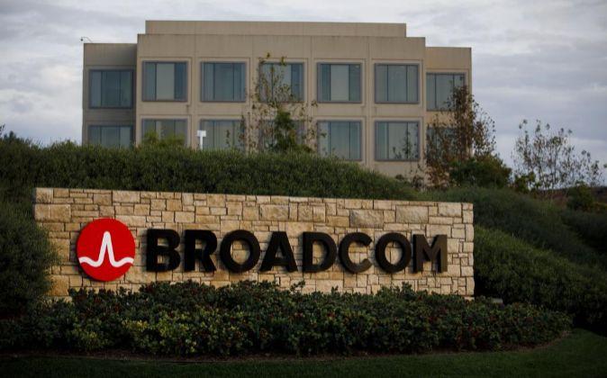 Sede de Broadcom en Irvine (California, EEUU)