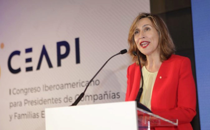 Núria Vilanova, presidenta de CEAPI.
