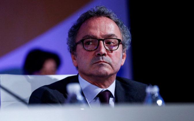Manuel Polanco, presidente de Prisa.
