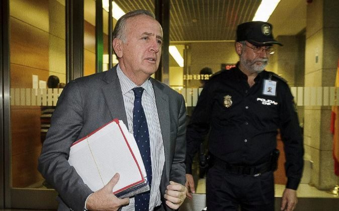 Imagen de archivo de Manuel Fernández Sousa, ex presidente de...