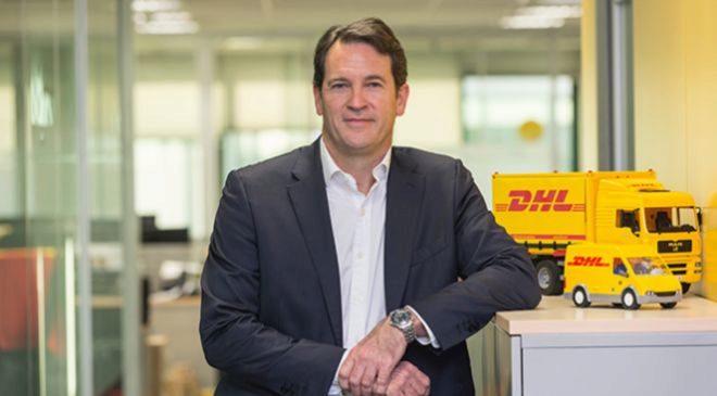 Claude Piwko, director general de DHL Parcel Iberia.