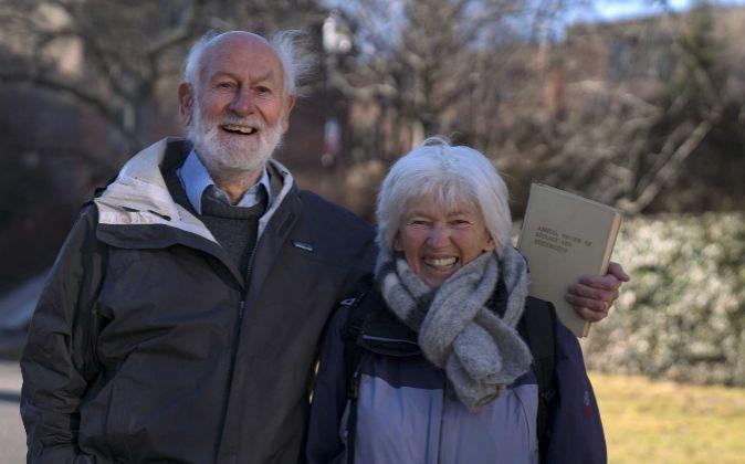 Rosemary y Peter Grant, Premio Fundación BBVA Fronteras del...