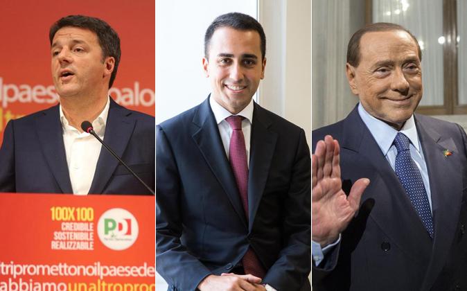 Matteo Renzi, exprimer ministro italiano y candidato por el PD | Luigi...