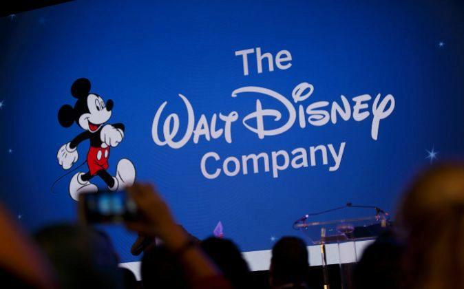 Logo de Walt Disney.