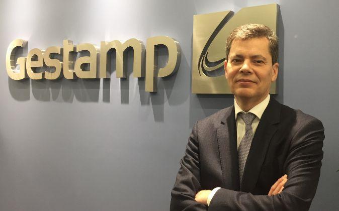 Miguel Escrig, director financiero de Gestamp.