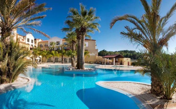 El hotel Denia La Sella Resort