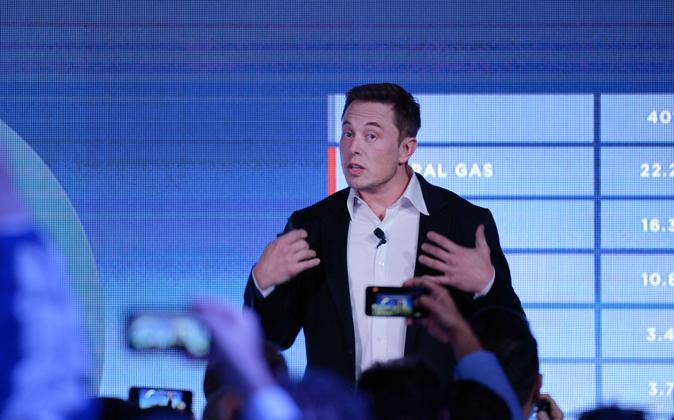 Elon Musk, fundador de la compañía SpaceX