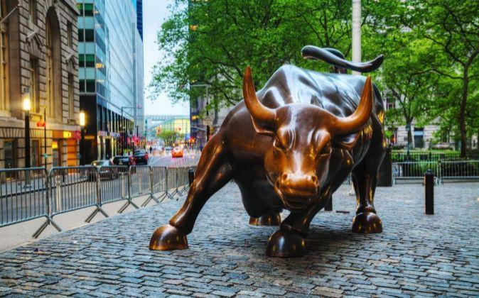 Toro de Wall Street.