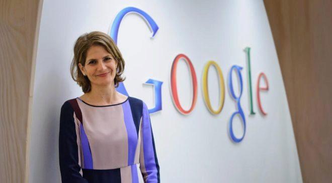 Fuencisla Clemares, directora general de Google en España.