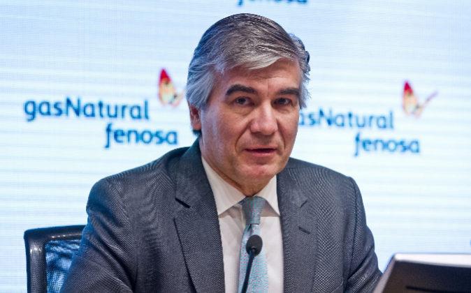 Francisco Reynés, presidente ejecutivo de Gas Natural.