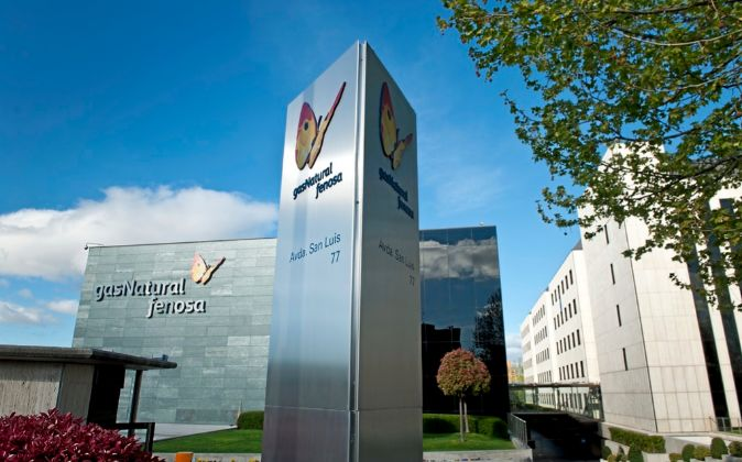 Sede de Gas Natural en Madrid.