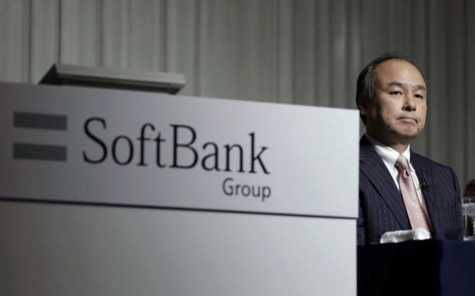 El presidente de SoftBank, Masayoshi Son.