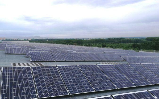 ACS construirá en Murcia una planta fotovoltaica de 500 MW por 300 millones
