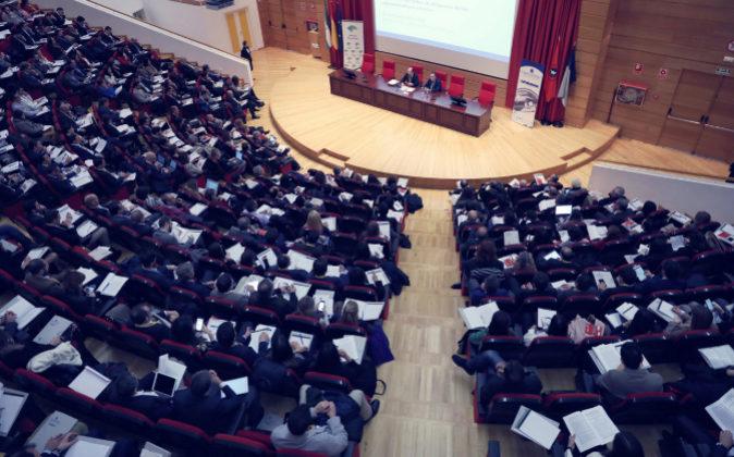 Imagen de los asistentes al II Congreso Nacional de Derecho de...