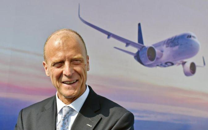 Tom Enders, consejero delegado de Airbus.