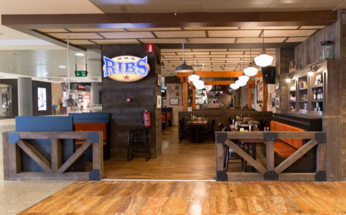 Ribs es uno de los restaurantes de EatOut.