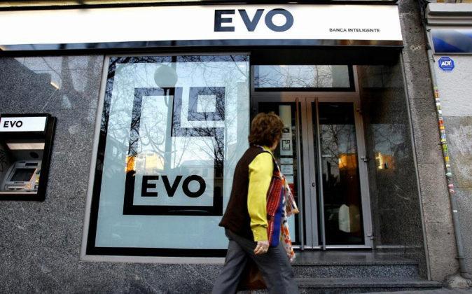 Oficina de EVO en Madrid.