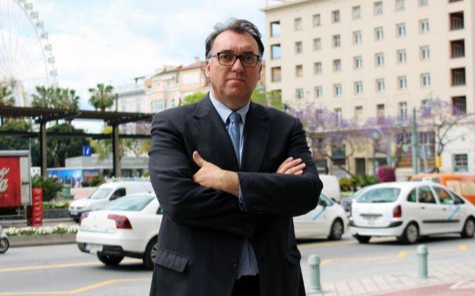 El director gerente de Turismo y Planificación Costa del Sol, Arturo...