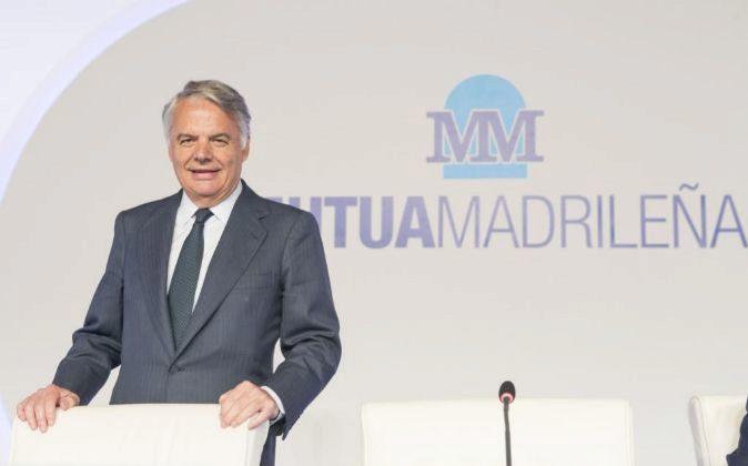 El presidente de Mutua Madrileña Ignacio Garralda.
