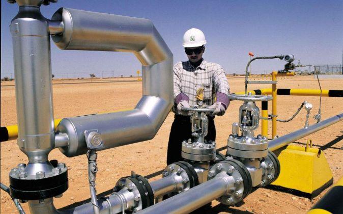 Instalaciones de Aramco en Arabia Saudí