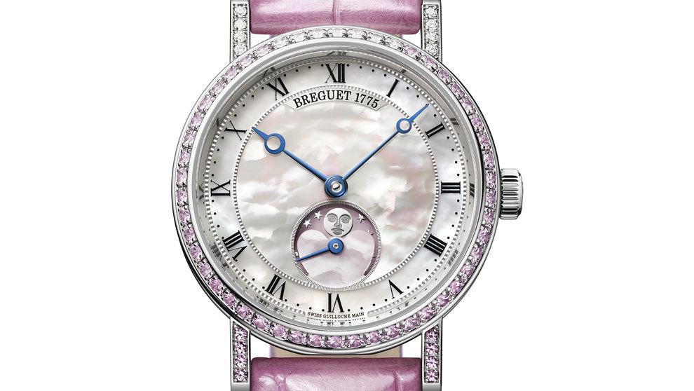 Breguet lanza una versión muy especial de uno de sus relojes...