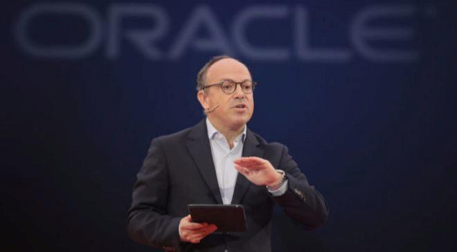 Leopoldo Boado, director general de Oracle en España y Portugal.
