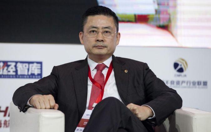 Adam Tan, CEO y cofundador de HNA.