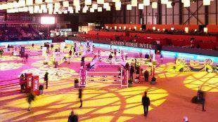 Madrid Horse Week es la competición hípica del año. Se celebra en...