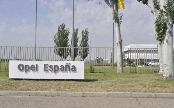 Sede Opel España